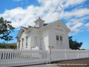 historic nicasio school