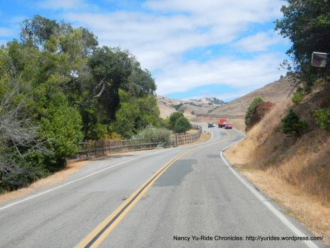 lucas valley rd-road closure