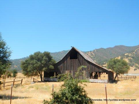 pleasants valley barn