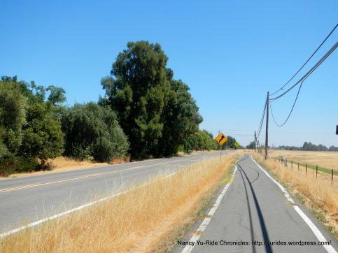 russell blvd-bike path