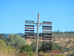 Conn Valley junction-wine trail