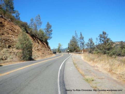CA-128/Sage canyon rd