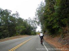 redwood rd to marciel gate