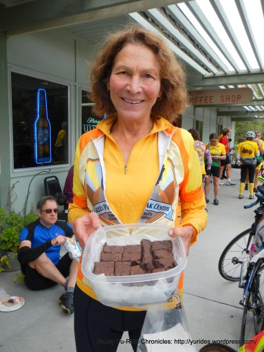 dolores & brownies