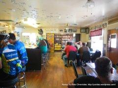 inside Junction Cafe