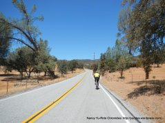 hump up to cattle guard