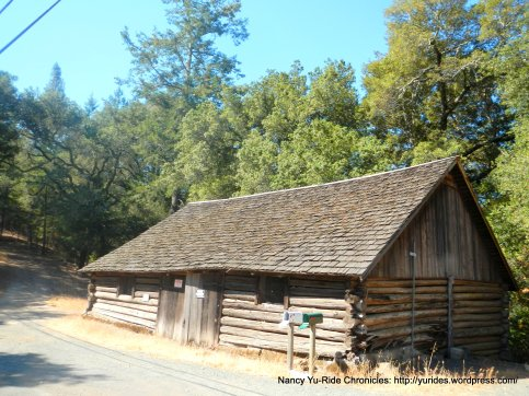 old lawley toll rd log cabin