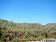 butts canyon landscape