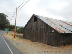 Mesa Rd old barn