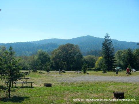 olema campground