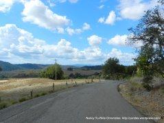 descend Franz valley rd