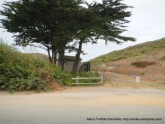 kehoe beach trailhead