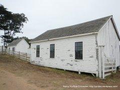 calf shed