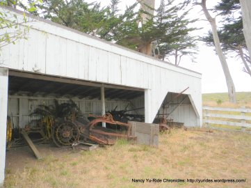 wagon shed