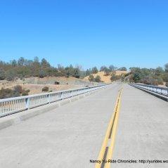 lake berryessa bridge