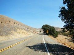 climb up corral hollow pass