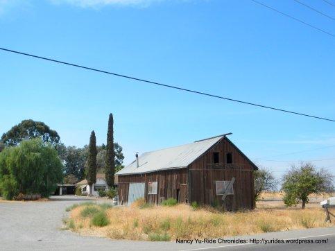 mountain house barn