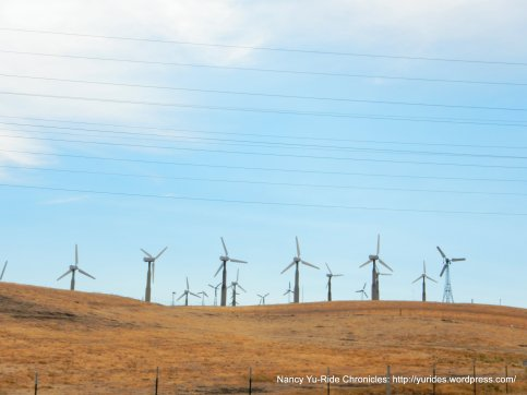 altamont wind farm
