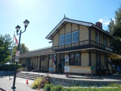 danville old train depot