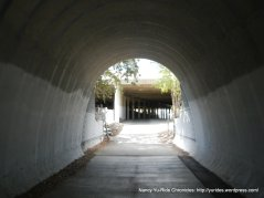 cancal trail tunnel