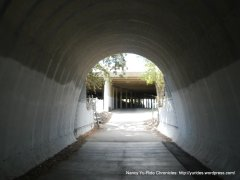 cancal trail tunnel