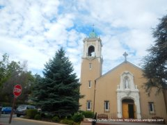 st patrick's church-larkspur