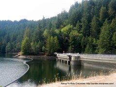alpind lake.dam