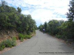 old railroad trail