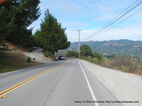 descend sequoia valley rd