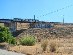 UP graffiti