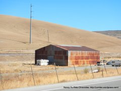 altamont pass storage