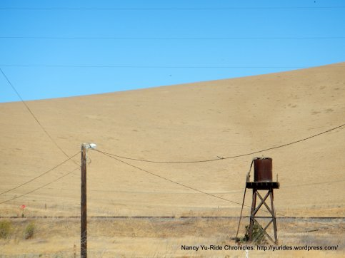 altamont pass water tank