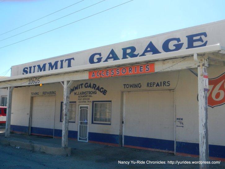 altamont pass summit