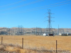 altamont pass windfarm substation