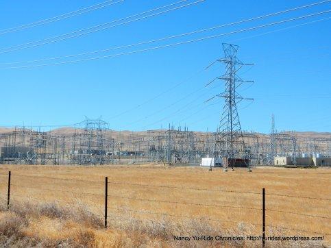 altamont pass windfarm substation