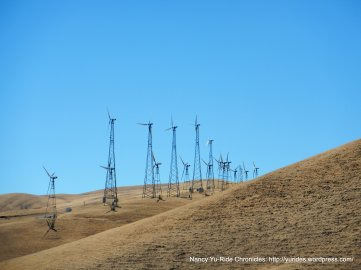 patterson pass windfarm