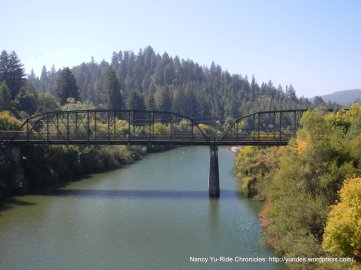 historic guerneville bridge-russian river