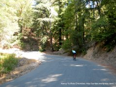 green valley rd-hairpin turn