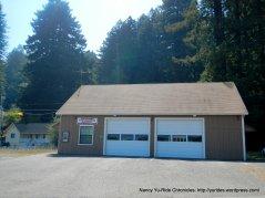 freestone fire station