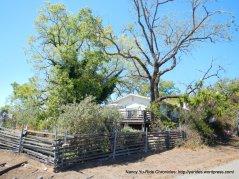 tin barn ranch house