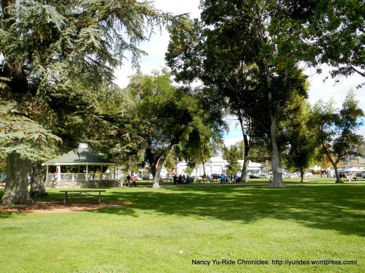 farmers market-templeton park
