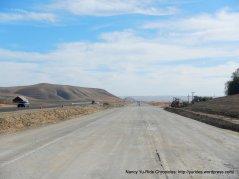 CA-46 E road work