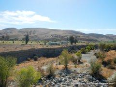 dry Cholame creek