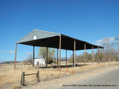 cholame valley open barn