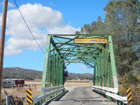 Cholame bridge