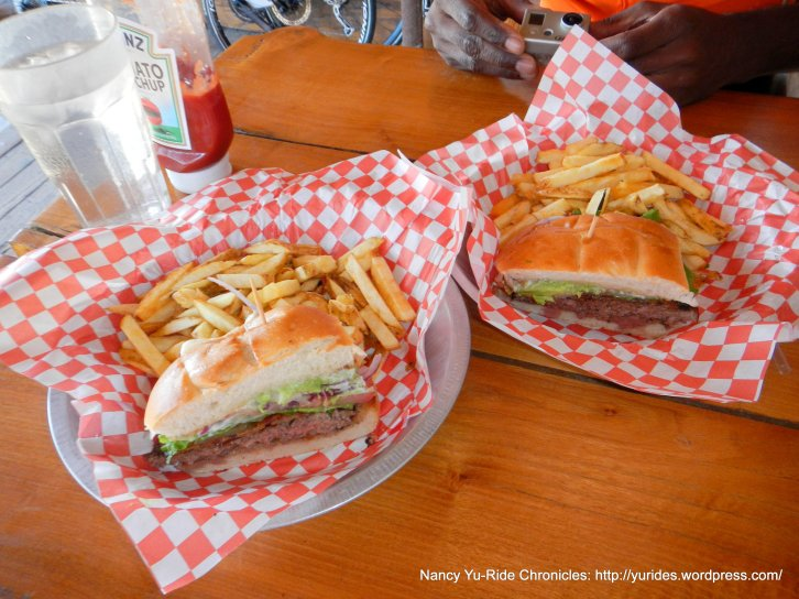 parkfield hamburger