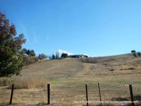 hilltop ranch home