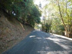 steep climb happy valley rd
