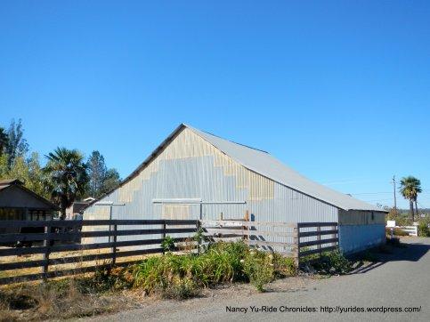 railroad ave barn