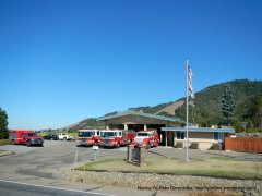 bennett valley fire station